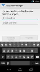 Acer Liquid Z500 - E-mail - e-mail instellen: IMAP (aanbevolen) - Stap 5