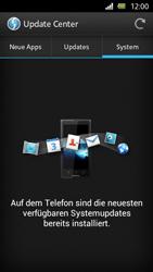 Sony Xperia U - Software - Installieren von Software-Updates - Schritt 8