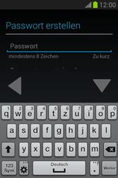 Samsung Galaxy Fame Lite - Apps - Einrichten des App Stores - Schritt 12