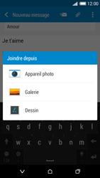 HTC Desire 816 - E-mail - envoyer un e-mail - Étape 11