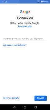 Huawei Mate 20 Pro - Applications - Créer un compte - Étape 4