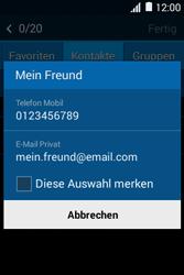 Samsung Galaxy Young 2 - MMS - Erstellen und senden - 9 / 24