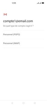 Oppo Reno 4Z - E-mails - Ajouter ou modifier un compte e-mail - Étape 10