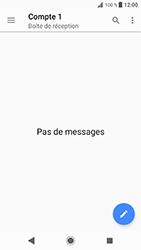 Sony Xperia XZ (F8331) - Android Oreo - E-mail - Envoi d
