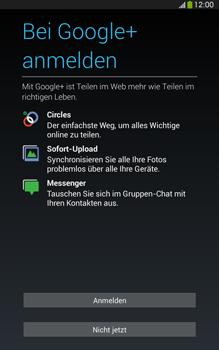 Samsung T315 Galaxy Tab 3 8-0 LTE - Apps - Konto anlegen und einrichten - Schritt 16