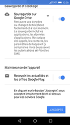 Huawei P10 - Android Oreo - Applications - Créer un compte - Étape 17