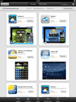 Apple iPad 4 - Apps - Herunterladen - 11 / 20