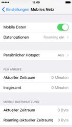 Apple iPhone SE - Ausland - Auslandskosten vermeiden - Schritt 6