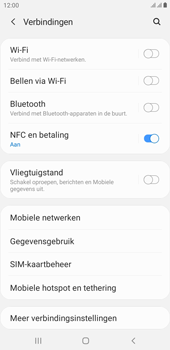 Samsung Galaxy J4 Plus - Internet - mijn data verbinding delen - Stap 5