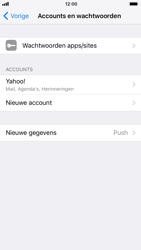 Apple iPhone 6 - iOS 11 - E-mail - e-mail instellen (yahoo) - Stap 9