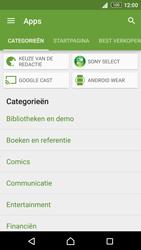 Sony Xperia Z3+ (E6553) - apps - app store gebruiken - stap 6