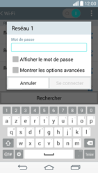 LG G3 - WiFi - Configuration du WiFi - Étape 8