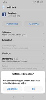 Huawei Mate 20 Lite - apps - apps afsluiten - stap 7