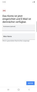 Samsung Galaxy Z flip - E-Mail - Manuelle Konfiguration - Schritt 21
