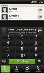 HTC C525u One SV - Anrufe - Anrufe blockieren - Schritt 4
