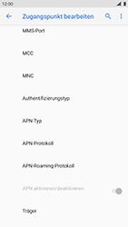 Nokia 8 - Android Pie - Internet und Datenroaming - Manuelle Konfiguration - Schritt 16