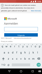 Android One GM6 - E-mail - handmatig instellen (outlook) - Stap 9