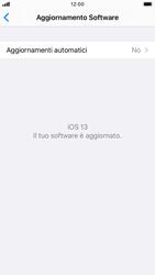 Apple iPhone 6s - iOS 13 - Software - Installazione degli aggiornamenti software - Fase 6