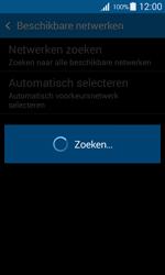 Samsung G357 Galaxy Ace 4 - Netwerk - Handmatig een netwerk selecteren - Stap 8