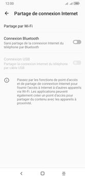 Alcatel 1S (2020) - Internet et connexion - Partager votre connexion en Wi-Fi - Étape 6