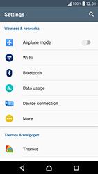 Sony Xperia XZ (F8331) - Wi-Fi - Connect to Wi-Fi network - Step 4