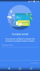 Sony Xperia X - E-mails - Ajouter ou modifier un compte e-mail - Étape 6