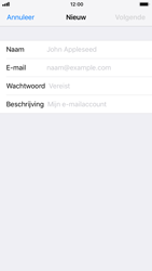 Apple iPhone 6s - iOS 11 - E-mail - Account instellen (IMAP zonder SMTP-verificatie) - Stap 7