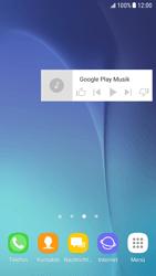Samsung Galaxy S6 - Android Nougat - Startanleitung - Installieren von Widgets und Apps auf der Startseite - Schritt 9