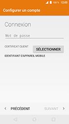 Wiko WIM Lite - E-mails - Ajouter ou modifier votre compte Outlook - Étape 11