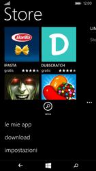Microsoft Lumia 535 - Applicazioni - Come verificare la disponibilità di aggiornamenti per l