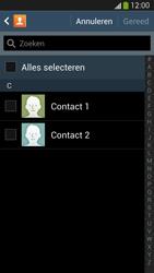 Samsung I9505 Galaxy S IV LTE - Contacten en data - Contacten kopiëren van SIM naar toestel - Stap 8