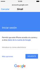 Apple iPhone SE - E-mail - Configurar Gmail - Paso 6