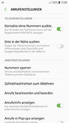 Samsung Galaxy A5 (2017) - Android Oreo - Anrufe - Anrufe blockieren - Schritt 6