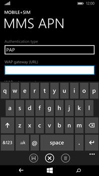 Microsoft Lumia 640 XL - MMS - Manual configuration - Step 9