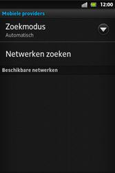 Sony ST27i Xperia Go - netwerk en bereik - gebruik in binnen- en buitenland - stap 7