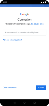 OnePlus 7 Pro - Applications - Créer un compte - Étape 5
