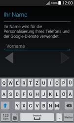Samsung G388F Galaxy Xcover 3 - Apps - Konto anlegen und einrichten - Schritt 5