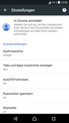 Sony Xperia X - Internet - Manuelle Konfiguration - 1 / 1