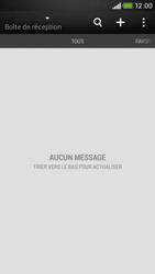 HTC Desire 601 - E-mail - Configuration manuelle - Étape 4