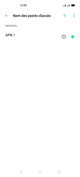 Oppo Reno 4 - Premiers pas - Configurer l