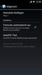 Sony Xperia J - Internet - Manuelle Konfiguration - Schritt 21