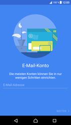 Sony Xperia XA1 - E-Mail - Konto einrichten - Schritt 6