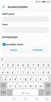 Huawei P Smart - E-mail - Handmatig instellen - Stap 14