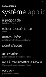 Nokia Lumia 620 - Internet - configuration manuelle - Étape 9