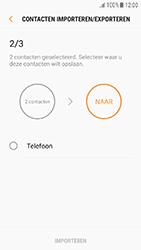 Samsung Galaxy J3 (2017) (SM-J330F) - Contacten en data - Contacten kopiëren van SIM naar toestel - Stap 12
