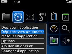 BlackBerry 8520 - Applications - Personnaliser l
