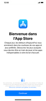Apple iPhone XS Max - Applications - Télécharger des applications - Étape 4