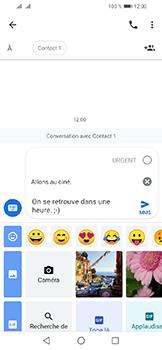 Huawei Y6 (2019) - Contact, Appels, SMS/MMS - Envoyer un MMS - Étape 12