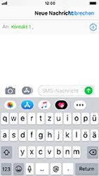 Apple iPhone 5s - iOS 12 - MMS - Erstellen und senden - Schritt 9