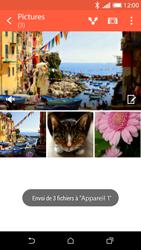 HTC Desire 610 - Photos, vidéos, musique - Envoyer une photo via Bluetooth - Étape 13